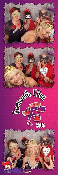 Fremantle Fling 2015 Photostrips