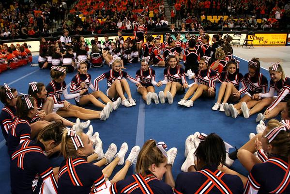 2009 VHSL State Cheerleading Competiton