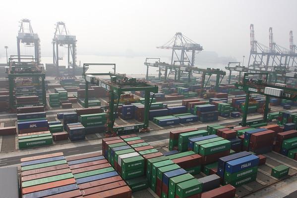 20100104 Ports of Taipei/Kaoshiung