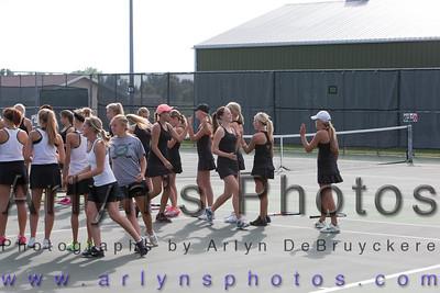 Hutch Tennis vs Litchfield