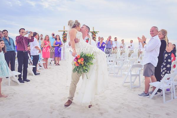 Mr. and Mrs. Lewis. Miss Ashlee's Oleander Retreat     Panama City Beach