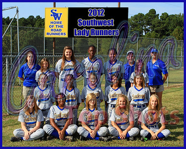 2012 Southwest Team pictures