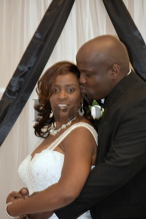 Earlene & DeShon Wedding