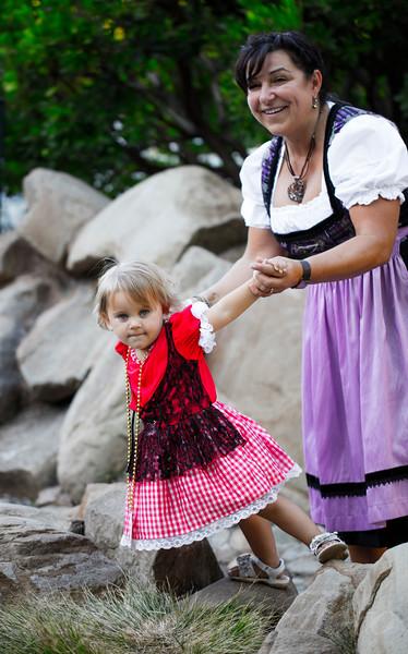 Martina and Lena
