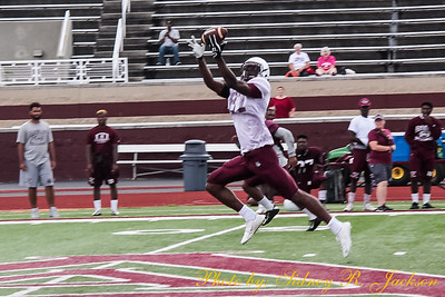 AAMU 2016 First Football Scrimmage
