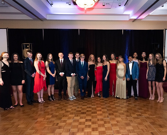 2019 LLS Students of the Year Gala
