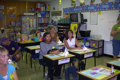 2007-08-29 3rd Gr Open House