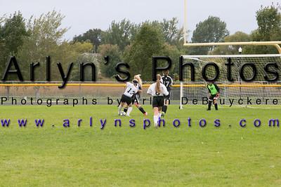 Hutch Girls Soccer vs Mayer Lutheran