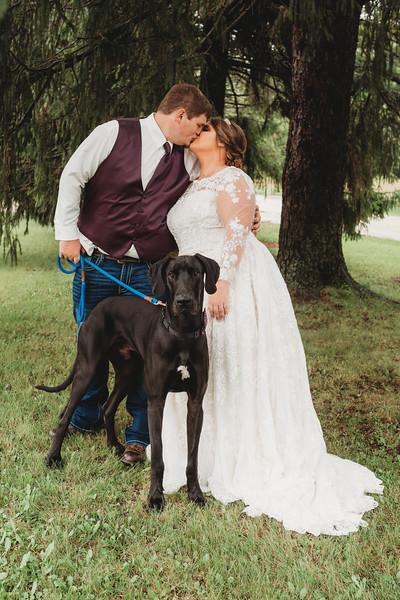 Nicole and Caleb's Wedding Day