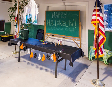 Halloween at the Adobe 2015