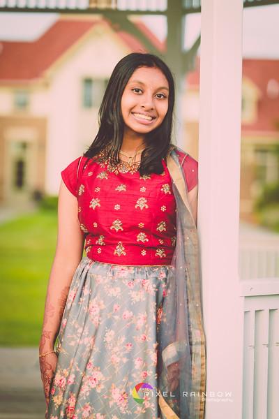 Harini 16thBirthday
