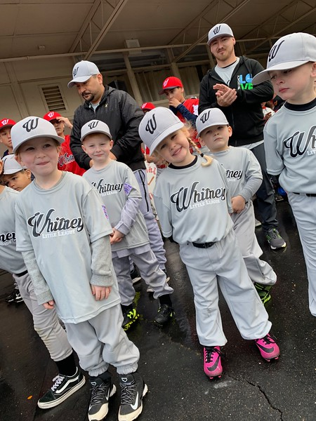 MARCH 23RD, 2019 | Whitney Little League Opening Day