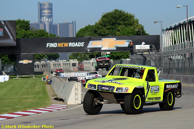 2014 Detroit Stadium Super Truck