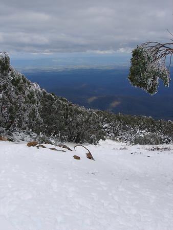 Mt Baw Baw <br>22.4.2006