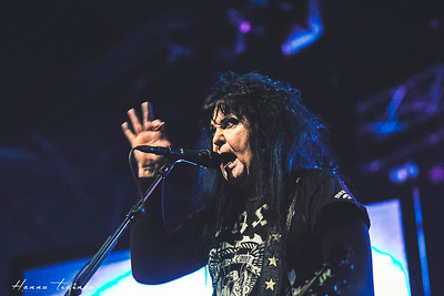 W.A.S.P & Ember Falls 09/2017 The Circus Helsinki