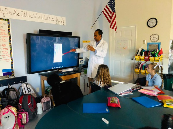 Doctor Visits 4th Grade 2019