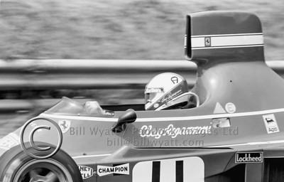 British GP 1974