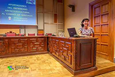 Conferencia Pilar Alonso Abad