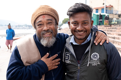 WEEK 0 (05.02.-12.02.) - Moments with Mooji