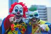 Clown Zombie de la Montreal Zombie Walk