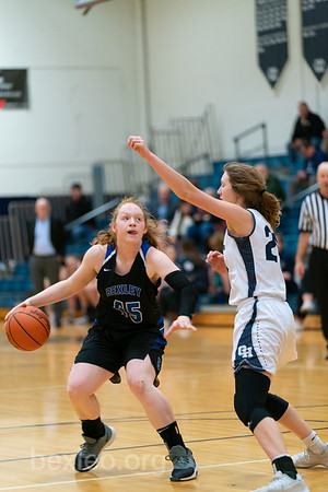 Varsity Girls Basketball at Grandview