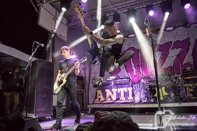 PouzzaFest Anti-Flag 18-05-18