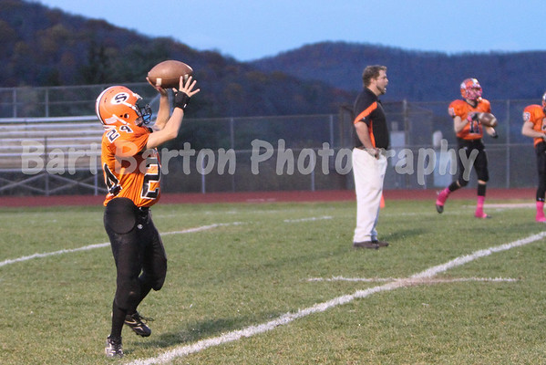 10/19/2012 Smethport Hubbers vrs Sheffield Wolverines