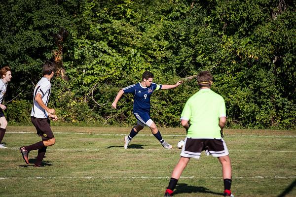 2018 Thirds Soccer vs Brunswick