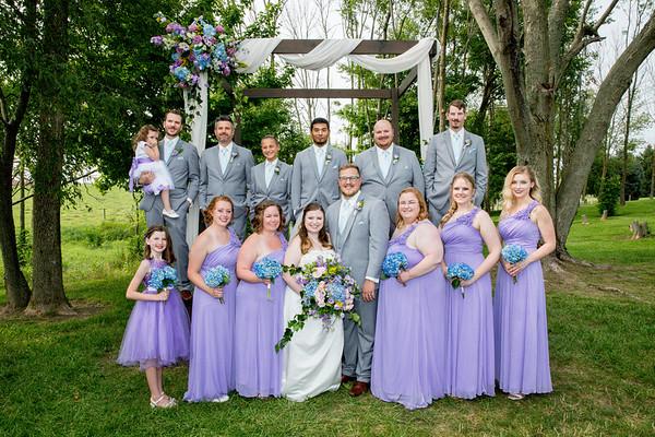 Owens - Wedding Party