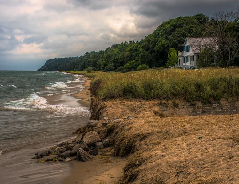 Arcadia Michigan Shoreline