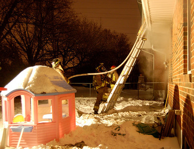 February 16, 2007 - 2nd Alarm - 54 Beaverbrook Ave
