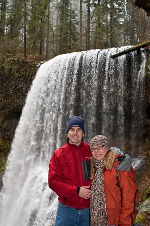 Silver Falls Getaway