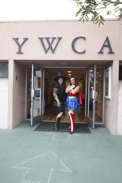 YWCA Halloween