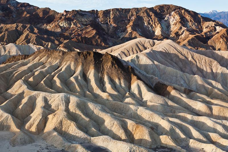 Zabriskie Point, Death Valley NP