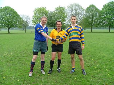 Keith Walker Match May 2004