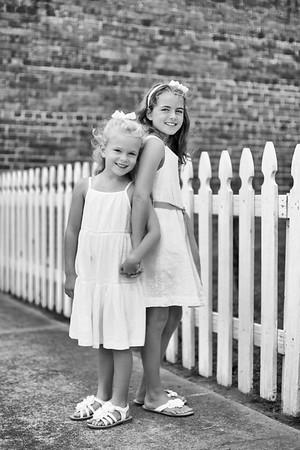 Harris Girls July 14 Selects