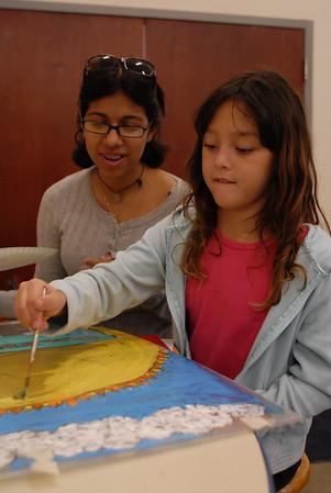 Garcia Center Art Camp