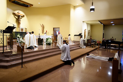 The Priestly Ordination of San Mai, SJ