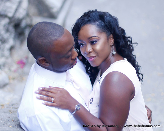 Rod and Tishera's Pre Wedding Photography Session