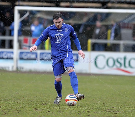CHIPPENHAM TOWN V ST.ALBANS MATCH PICTURES