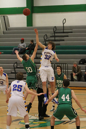 JV at Edina 2-25-11