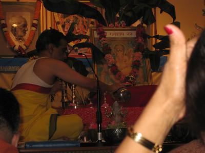 Ganesh Puja 2012
