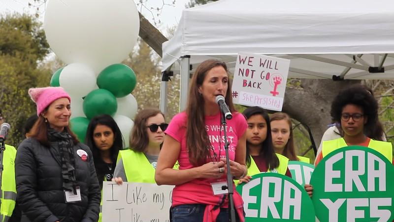 Lisa Liddle  Speech - 3-26 - courtesy of Mickey Souza.MOV