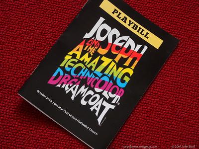 DFUMC 2019 Joseph and the Technicolor Dream Coat