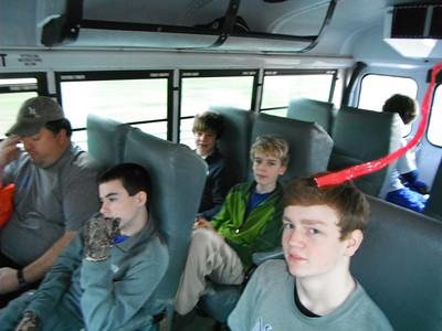 2012 Winterim Trip Middle School