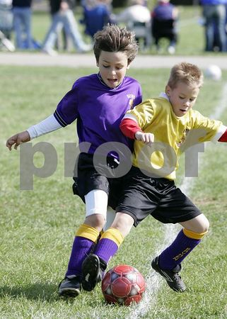 10/16/2005 (Boys U8) Cyclones vs Lightnings
