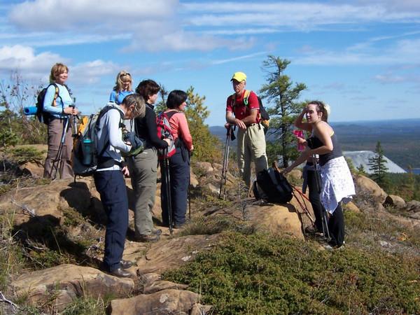 Les Monts de Coleraine  (19 septembre 2009)