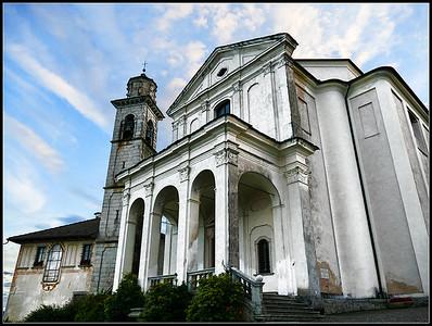 Pella - Santuario Madonna del Sasso (Novara)
