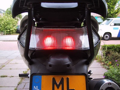 LED taillight bulbs