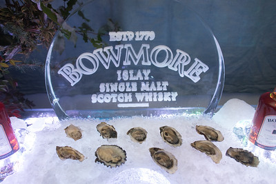 February 3, 2018 - Shuck Portland with Bowmore